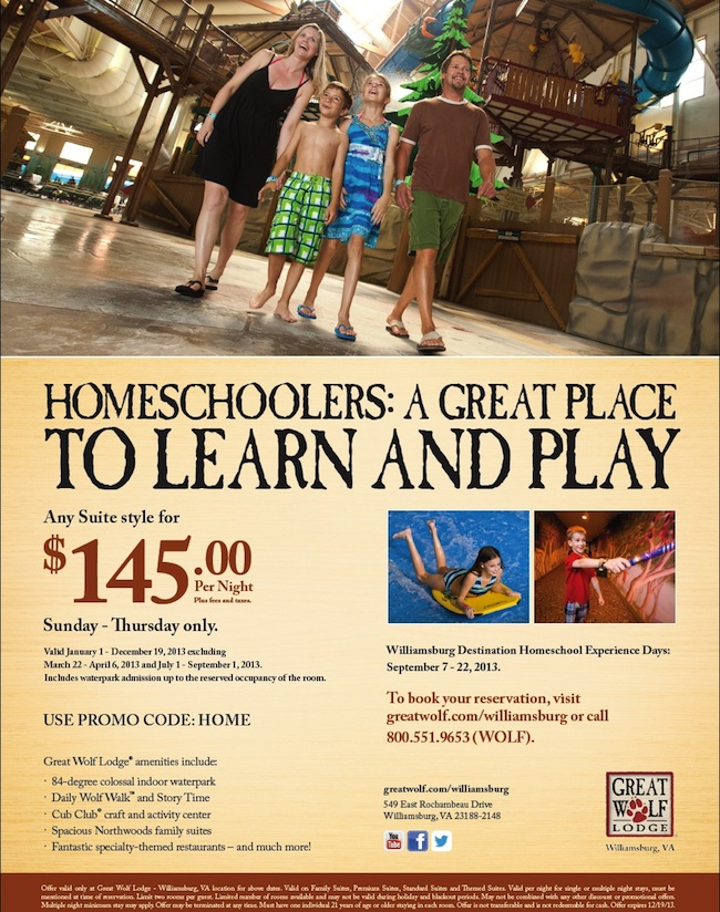 homeschool coupon code for great wolf lodge valpak coupons fremont ca